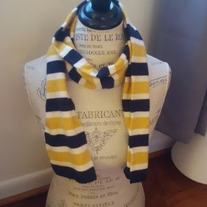 J.crew rugby cashmere scarf